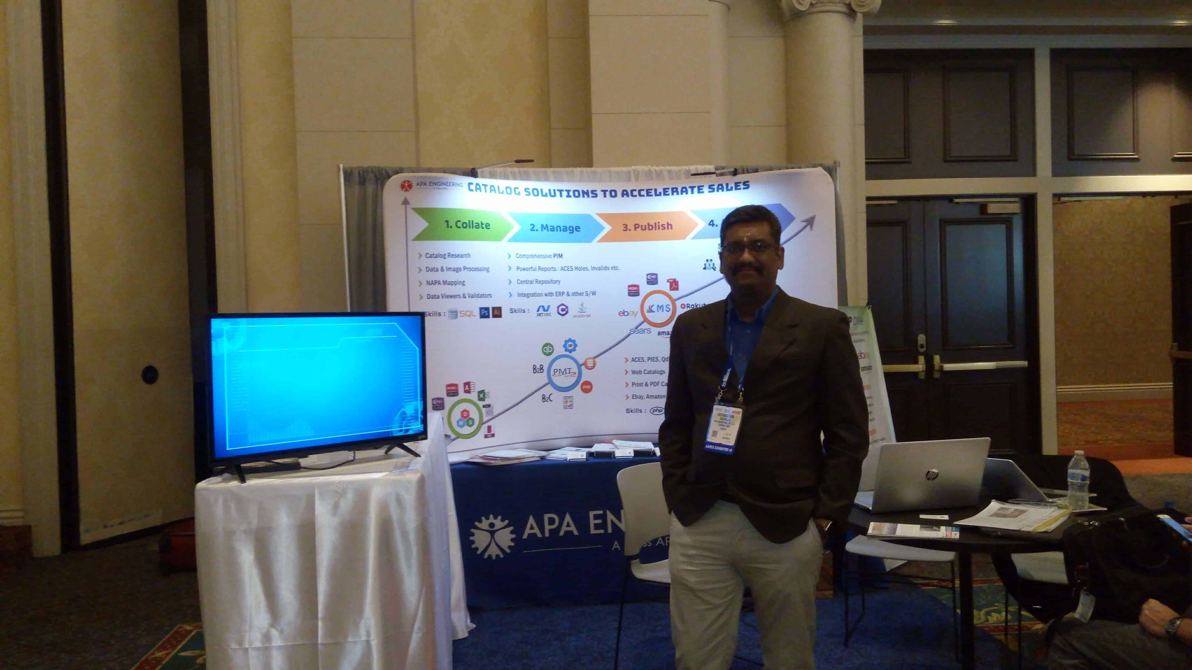 AAPEX 2018   APA Engineering - Solutions for the Automotive Industry